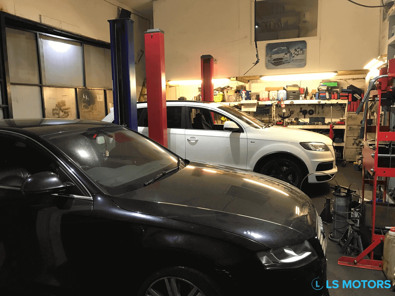 lsmotors service